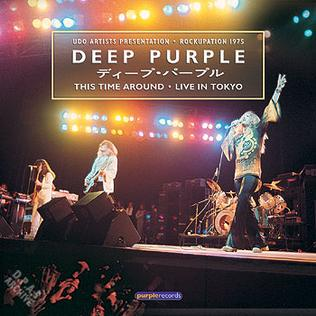<i>This Time Around: Live in Tokyo</i> 2001 live album by Deep Purple