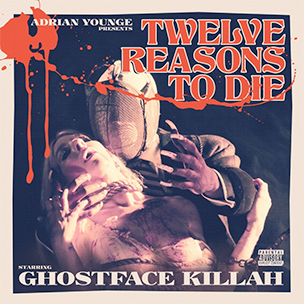 <i>Twelve Reasons to Die</i> 2013 studio album by Ghostface Killah