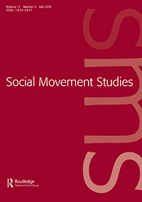 Social Movement Studies - Wikipedia