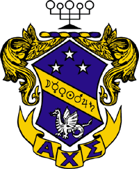 greek crest for alpha chi sigma