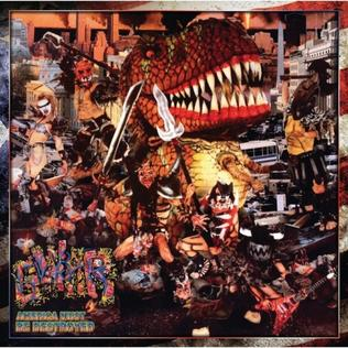 <i>America Must Be Destroyed</i> album by Gwar