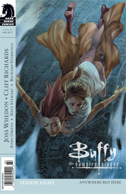 Buffy Season 8 #10