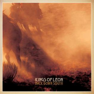 Back Down South single by Kings of Leon