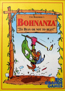 Picture of a game: Bohnanza