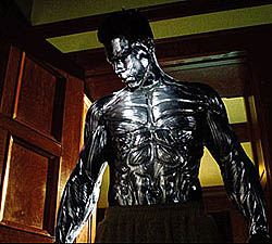 Daniel Cudmore as Colossus in X2.