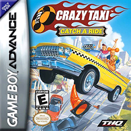 Crazy Taxi - Catch a Ride Coverart.png