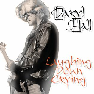 <i>Laughing Down Crying</i> 2011 studio album by Daryl Hall