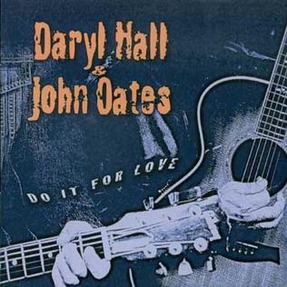 <i>Do It for Love</i> (Hall & Oates album) 2003 studio album by Hall & Oates