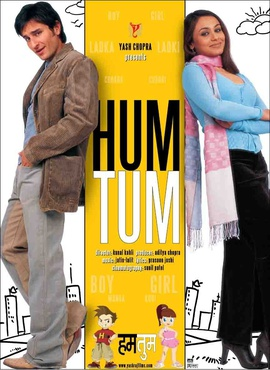 Hum Tum (film) poster.jpg