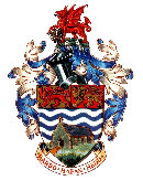 The town council's coat of arms