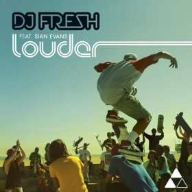 Louder (DJ Fresh song) 2011 single by DJ Fresh