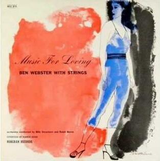 <i>Music for Loving</i> 1954 studio album by Ben Webster