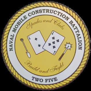 Naval Mobile Construction Battalion 25