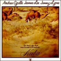<i>Nuba</i> (album) 1979 studio album by Andrew Cyrille, Jeanne Lee & Jimmy Lyons