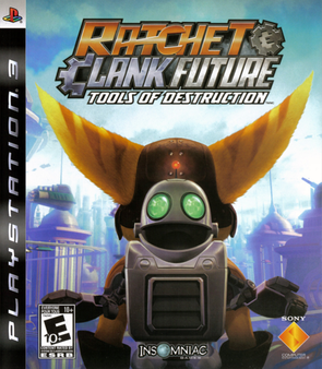 Ratchet Clank Future Tools Of Destruction Wikipedia