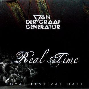 <i>Real Time</i> (Van der Graaf Generator album) 2007 live album by Van der Graaf Generator
