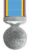 Republic of Sri Lanka Armed Services Medal