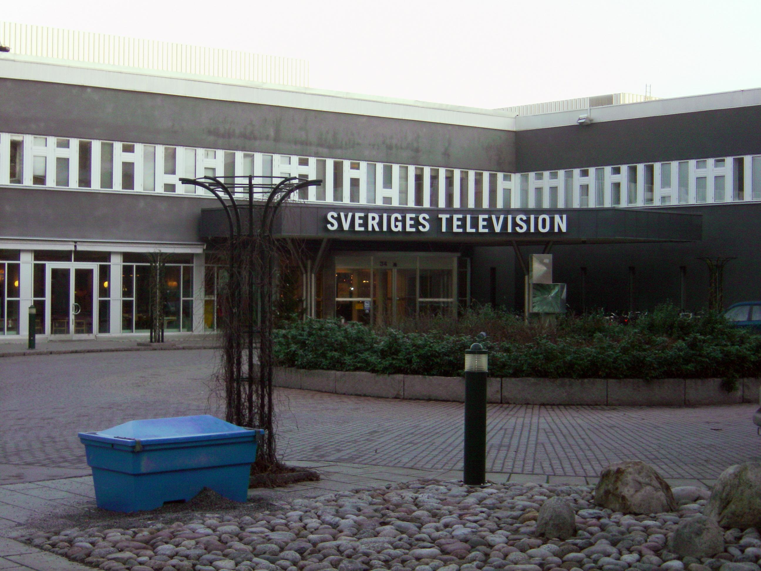 sveriges television stockholm