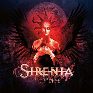 <i>The Enigma of Life</i> album by Sirenia