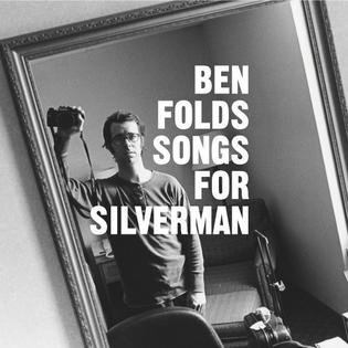 Image result for ben folds songs for silverman