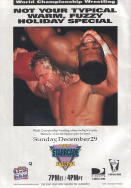 Post image of WCW Starrcade 1996