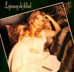 <i>Taste Me... Dont Waste Me</i> 1974 studio album by Lynsey de Paul