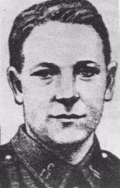 John Croak recipient of the Victoria Cross