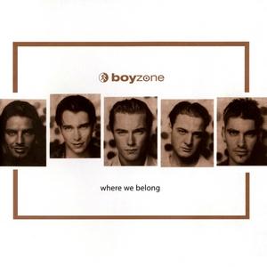 <i>Where We Belong</i> (album) 1998 studio album by Boyzone