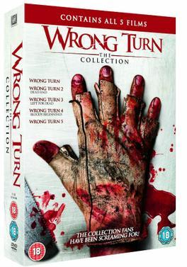 Wrong Turn (franchise) - Wikipedia