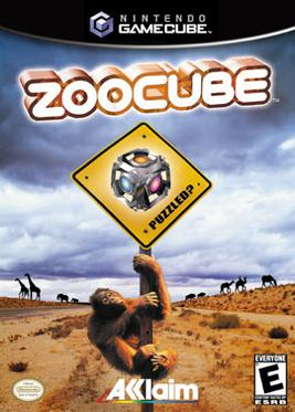 Picture of a game: Zoocube