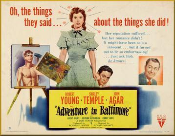 Adventure in Baltimore - Wikipedia