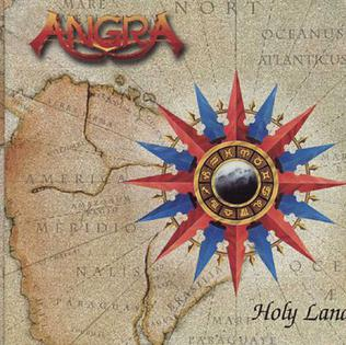 <i>Holy Land</i> (album) 1996 studio album by Angra