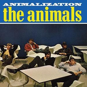 <i>Animalization</i> 1966 studio album by The Animals