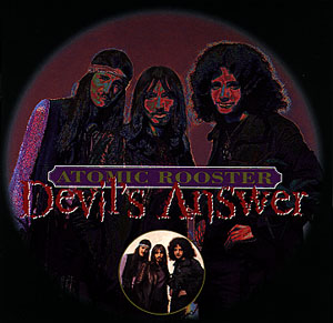 <i>Devils Answer</i> 1998 live album (compilation) by Atomic Rooster