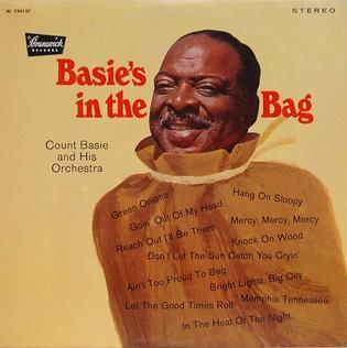 1967 jazz album by Count Basie