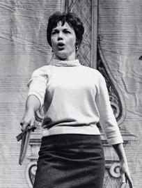 Beverly Wolff American mezzo-soprano