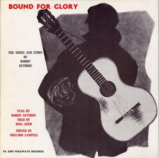 Bound For Glory Woody Guthrie Pdf