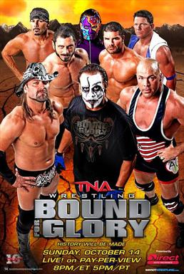 Post image of TNA Bound for Glory 2012