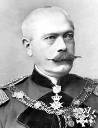 Burghard Freiherr von Schorlemer-Alst