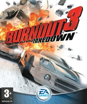 Picture of a game: Burnout 3: Takedown