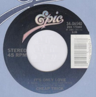 its only love cheap trick song wikipedia