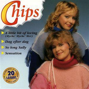 <i>20 bästa låtar</i> 1997 greatest hits album by Chips