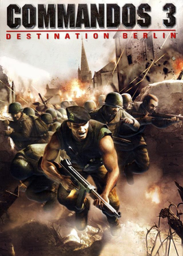 Picture of a game: Commandos 3: Destination Berlin