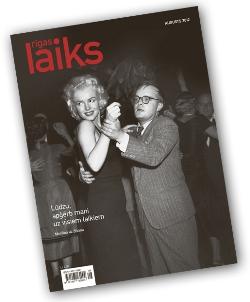 Cover of <em>Rigas Laiks</em>