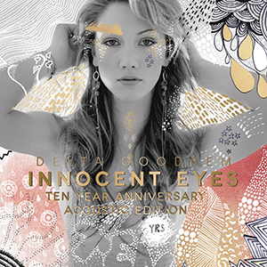 <i>Innocent Eyes: Ten Year Anniversary Acoustic Edition</i> 2013 compilation album by Delta Goodrem