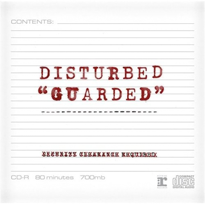 Guarded single by Disturbed