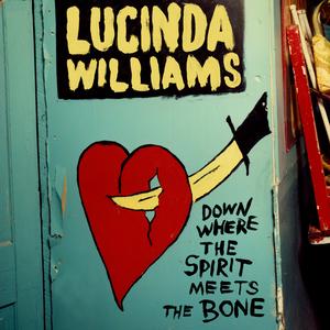 <i>Down Where the Spirit Meets the Bone</i> 2014 studio album by Lucinda Williams