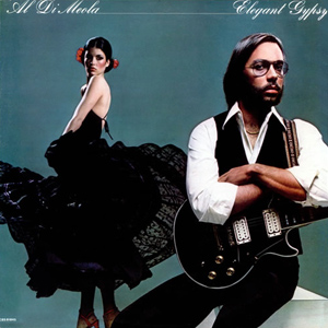 <i>Elegant Gypsy</i> 1977 studio album by Al Di Meola