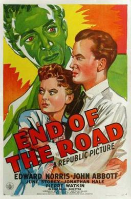 End Of The Road 1944 Film Wikipedia