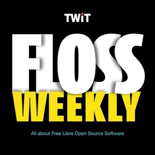 <i>FLOSS Weekly</i> software netcast